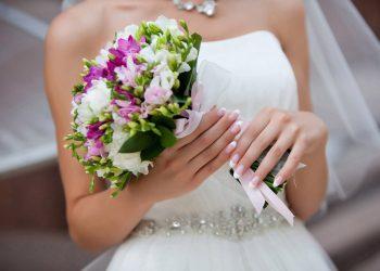 Как сделать свадебный букет?