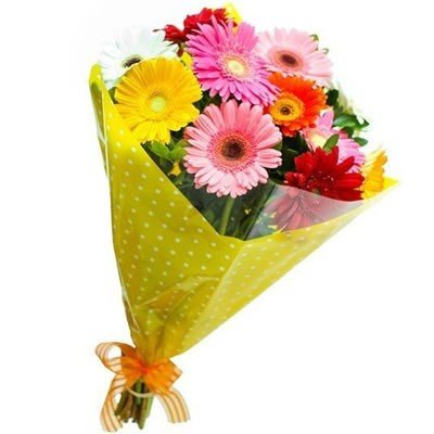 Букет цветов по акции