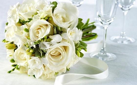 Язык свадебных цветов