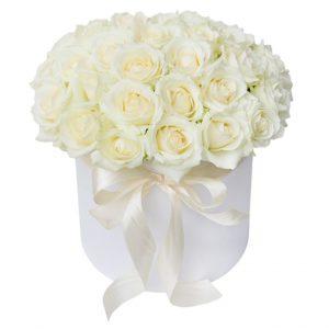 """Цветы в коробке """"Великие мгновения"""""""