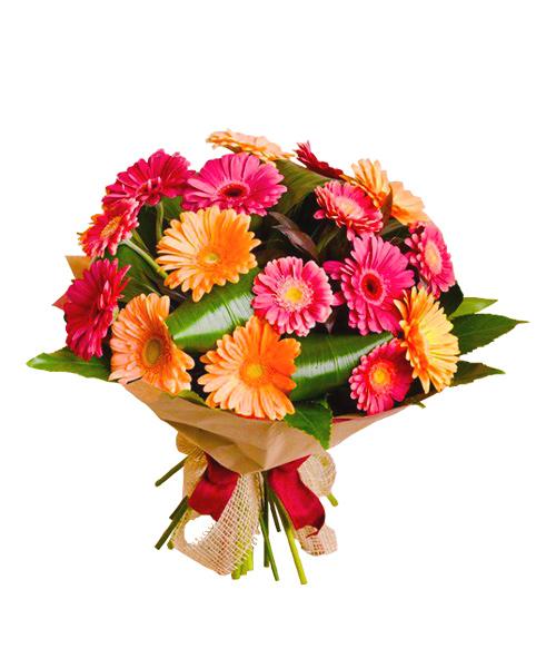 Какие цветы подарить на день рождения маме