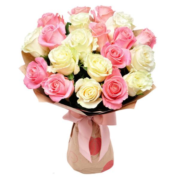 Учимся оригинально и необычно дарить букеты цветов.