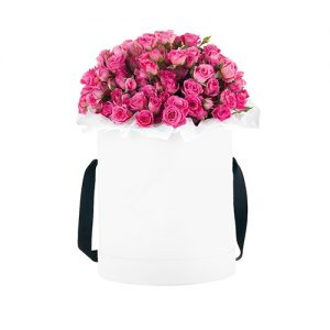 Букет «Башенка роз»