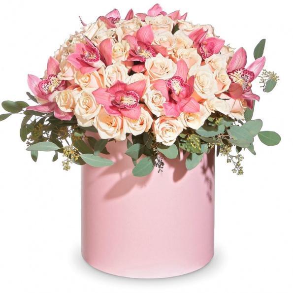 Что подарить вместе с цветами?