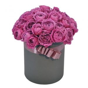 Букет «Фиолетовая нежность»