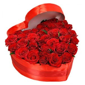 Букет «Сильная любовь»
