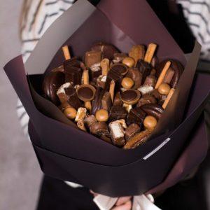 Букет «Магия шоколада»