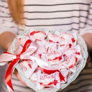 Букет «Желанный подарок»
