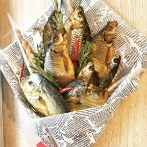 Букет «Рыбка под пиво»