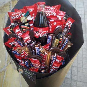 Букет «Шоколадный микс»