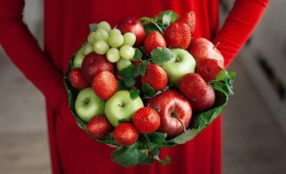 Четыре причины подарить фруктовый букет