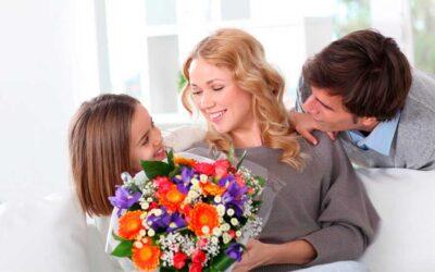 Выбираем букет цветов для родителей