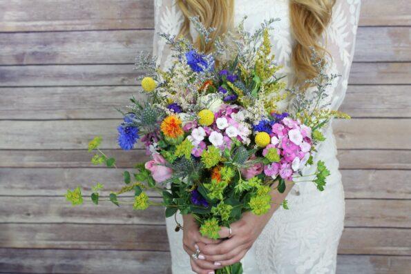 Цветы для летнего букета