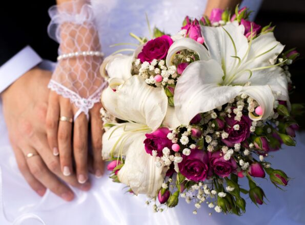 Цветы на свадьбу и еще пять советов по планированию летней церемонии