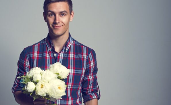 Четыре лучших повода, чтобы подарить розовые розы